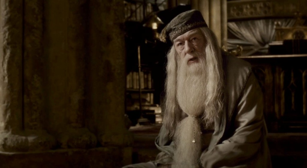 Albus Dumbledore from Harry Potter