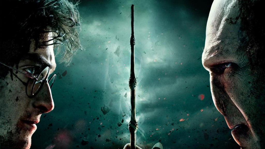 harry vs voldermort