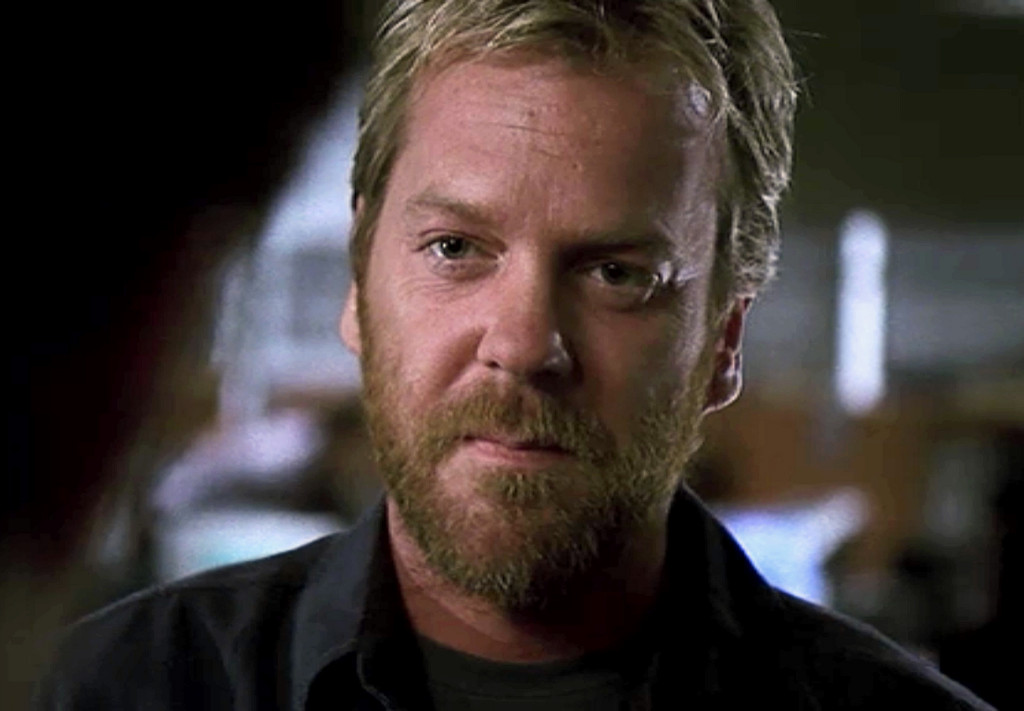 Jack Bauer with beard