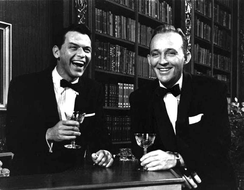 Sinatra and Crosby