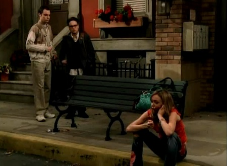 Big Bang Theory original pilot