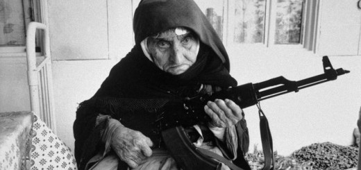 106-year-old Armenian woman