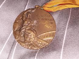 sydney olympic medal