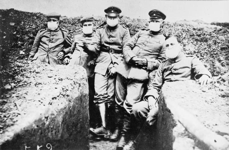 WWI Masks