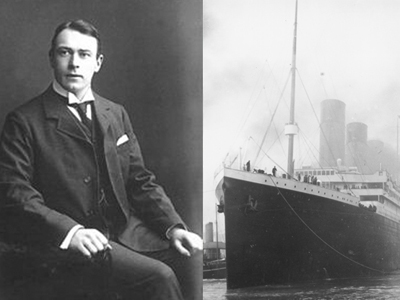 Thomas Andrews Titanic