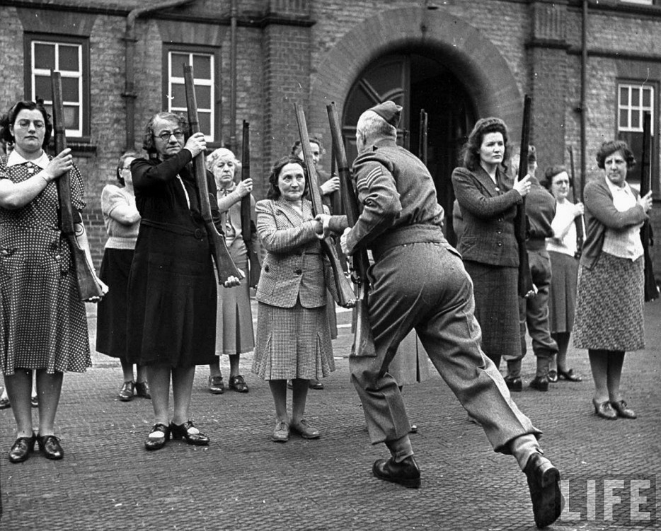 The Women's Home Defence Corp