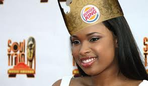 jennifer hudson burger king