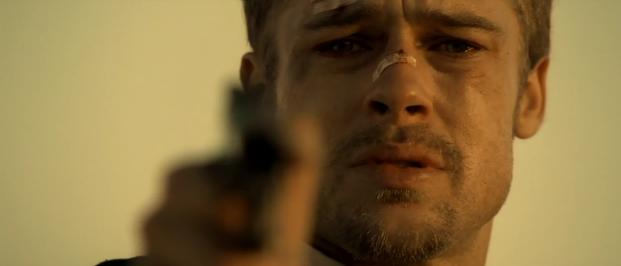 Brad Pitt Seven