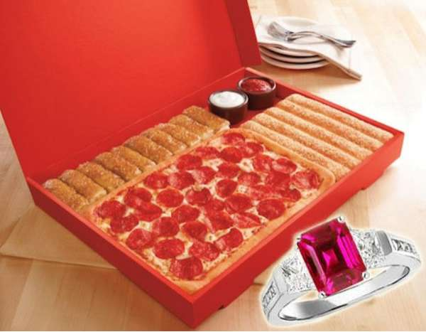 Pizza Hut Proposal Package