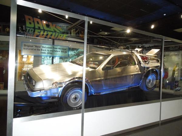 The original DeLorean