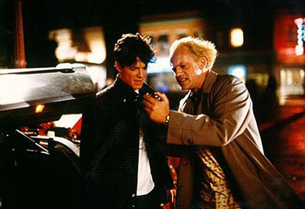 Eric Stoltz Back to the Future