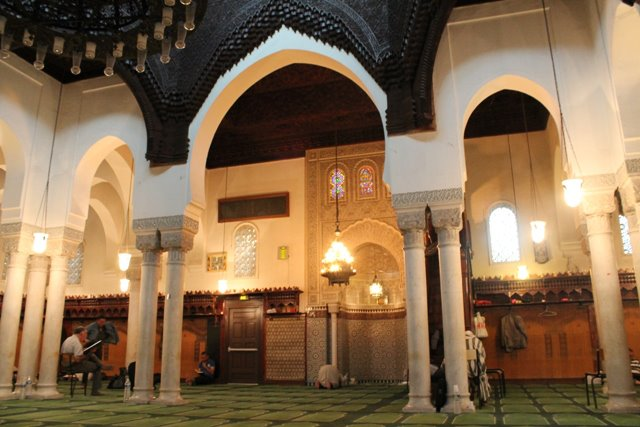 The Great Mosque of Paris