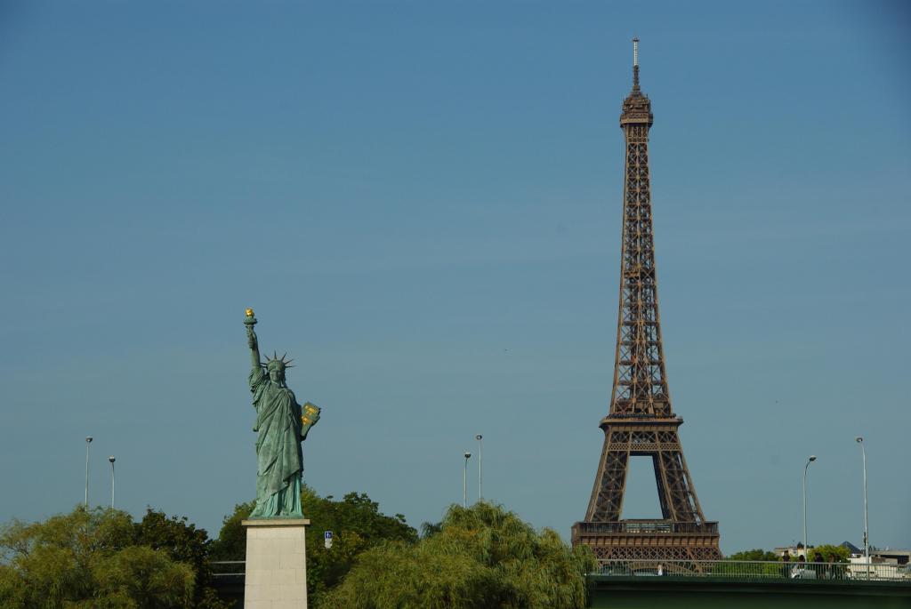 Statue of Liberty Paris