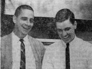 Dan and Frank Carney