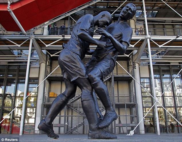 Zidane headbutt paris