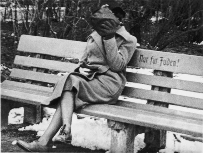 Jewish bench
