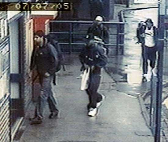 July London Bombings