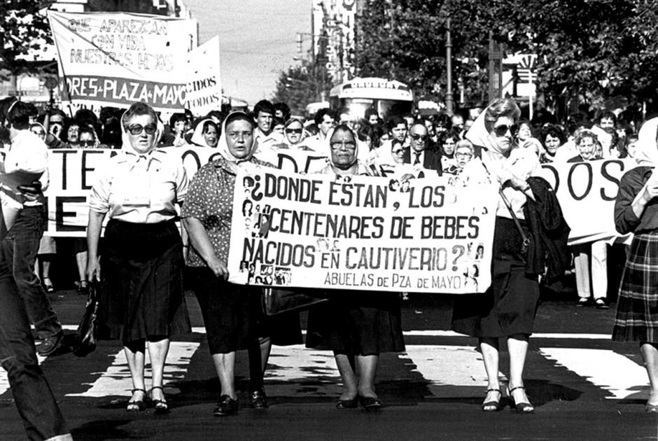 Madres of Plaza de Mayo