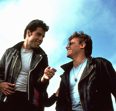 danny and Kenickie