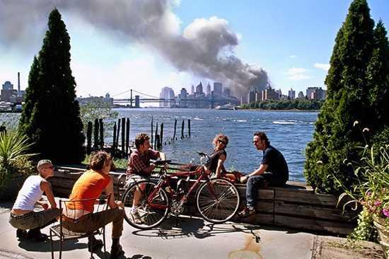 911 controversial photo