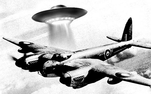 Winston Churchill UFO
