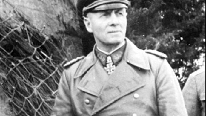 German General Erwin Rommel
