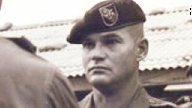 Sergeant Bennie Adkins