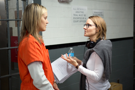 Jodie Foster Orange is the New Black