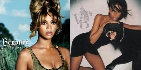 Beyonce Victoria Beckham