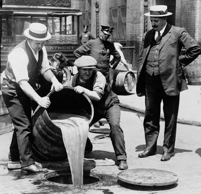 prohibition beer