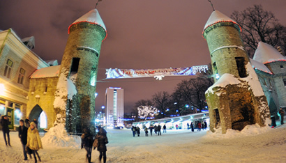 Estonia New Year