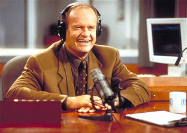 Frasier's radio station