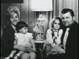 John Wayne Gacy with family