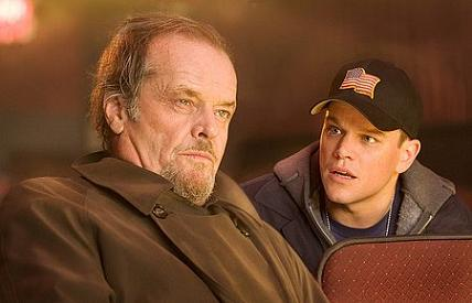 The Departed theatre scene