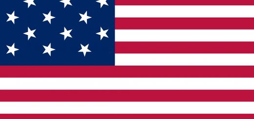 star spangled banner US flag