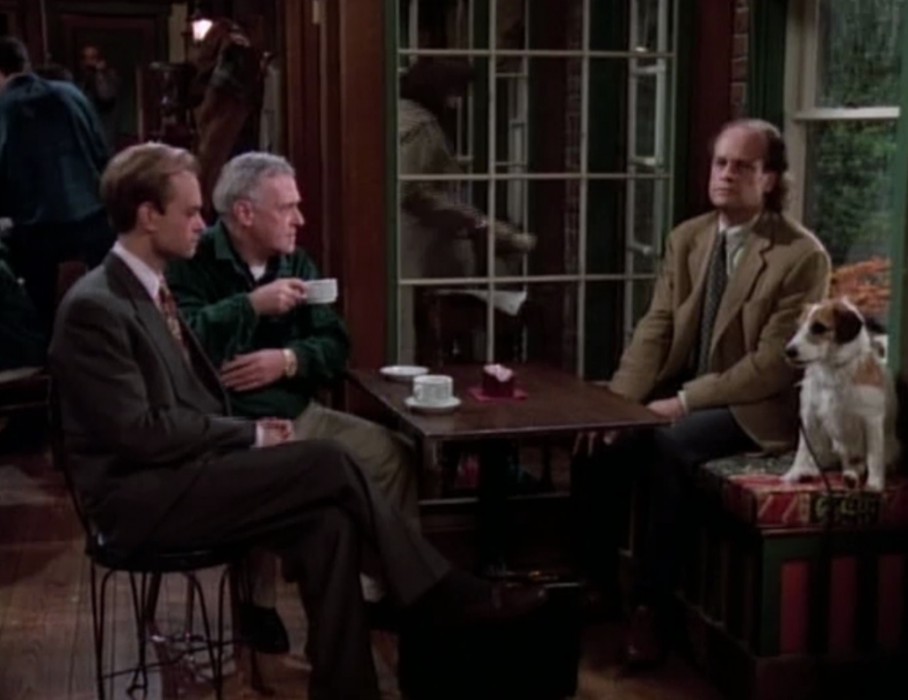 Frasier coffee shop