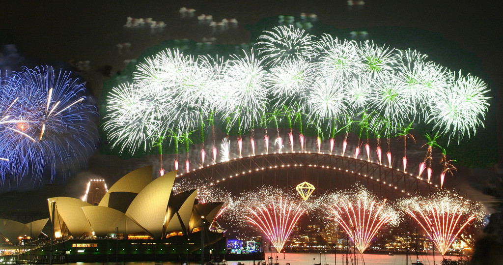 New Year in Australia
