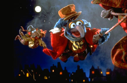 Gonzo and Rizzo The Muppet Christmas Carol
