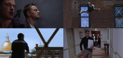 The Departed easter eggs
