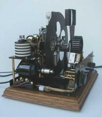 Nipkow's electric telescope