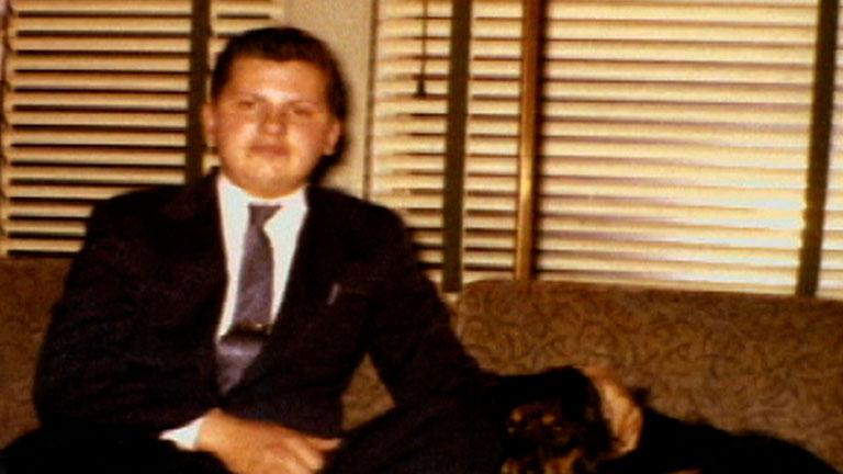 young John Wayne Gacy