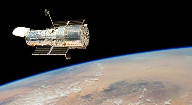 NASA Space hubble telescope