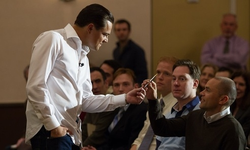 the wolf of wall street sell me this pen scene