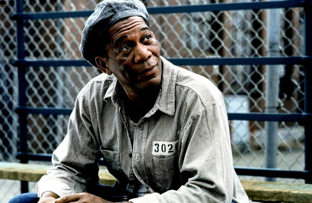Red from The Shawshank Redemption