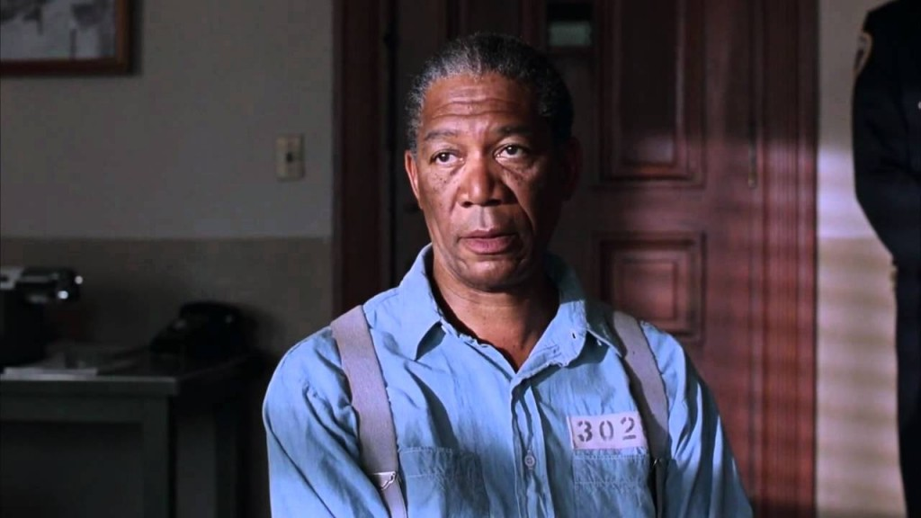 The Shawshank Redemption Morgan Freeman