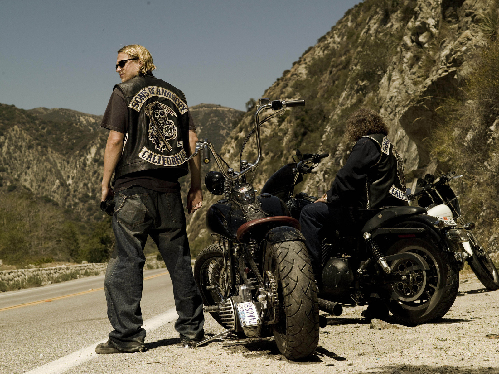 Bikes Ridden In Sons Of Anarchy The Bikes Sons of Anarchy