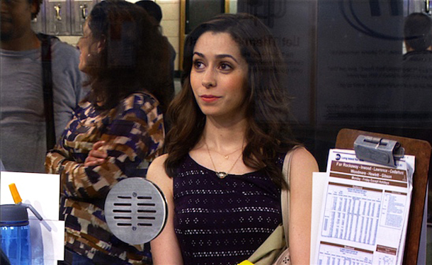 the mother in How I Met Your Mother