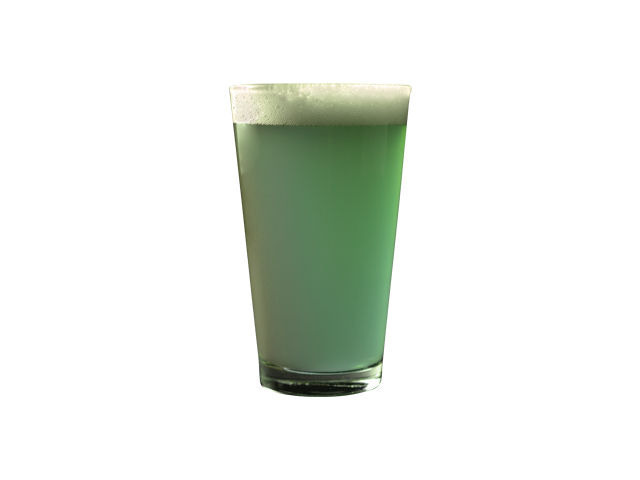 spirulina wit beer