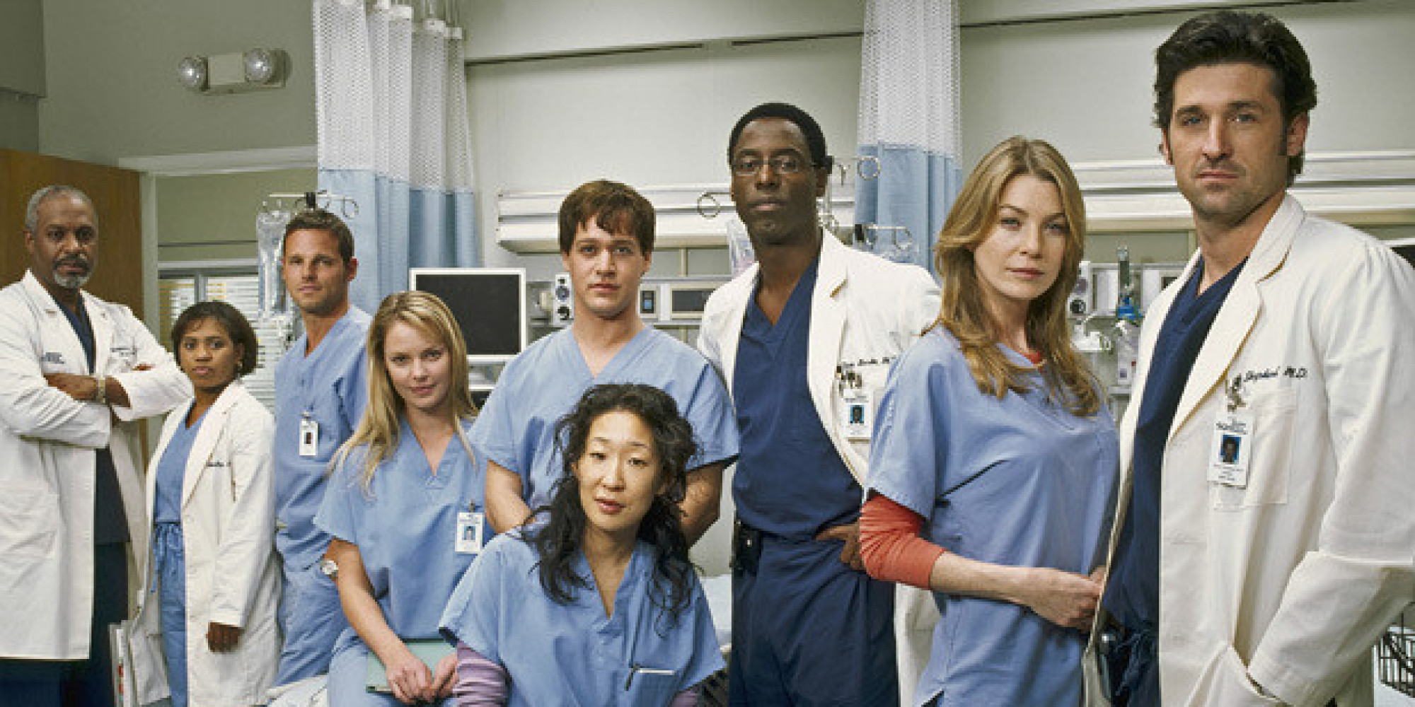 10 Heart-Pumping Grey\'s Anatomy Facts | The List Love
