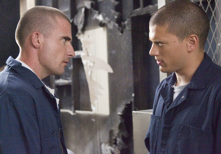 Prison Break Michael and Lincoln